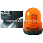 120LED Amber Revolving Light With Magnetic Base