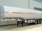 Dongfeng Chemical Industry Liquid Transport Semitrailer