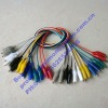Alligator Test Leads - Multicolored 14 Pack