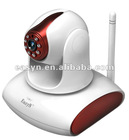 H.264 Plug and play ip camera,Iphone and Android mobile view