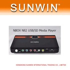 NBOX N82 HDMI 1080P HD MEDIA PLAYER HDD MKV DIVX RMVBaccept paypal
