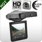 2.5 inch hd 720p vehicle car camera dvr video recorder bulit in 720P HD 120 Degree night vision DVR