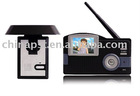 2.4G Digital Wireless Video Door Phone