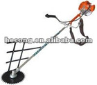 1.45KW Hang Slanting Mini gasoline reaper