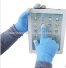 Touch screen gloves for IPAD,Iphone and other smart screen