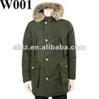 Woolrich Arctic Parka Jacket Green W01