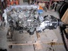 4HF1 isuzu Engine assembly on sale