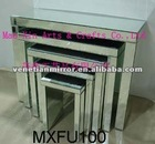 fashion mirror furniture nesting table end table&coffee table