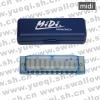 1010A BLUES BAND DIATONIC HARMONICA - KEY OF C *NEW*(plastic box)