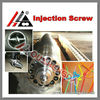 CPVC screw and barrel of injection molding machine
