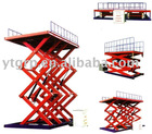 Fixed hydraulic scissor lift table,stationary scissors lift table,mini scissor lift table