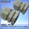 2012 New nylon cable gland waterproof connector PG7-PG63