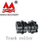 Komatsu spare parts track roller/bottom roller/support roller EX60