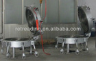 Hot Tyre Retreading Machine - Segmented Mold Vulcanizing Machine