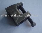 malleable iron casting parts