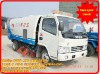 dongfeng 4*2 road sweeper truck