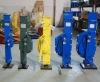 CE&GS&DIN7335 mechanical track jacks (1.5T / 3T / 5T / 10T / 16T / 20T)