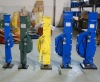 CE&GS&DIN7335 mechanical track jacks (1.5T / 3T / 5T / 10T / 16T / 20T)
