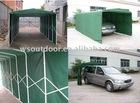 Foldable car canopy