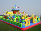 2012 HOT&NEW Giant inflatable jurassic fun park,amusement park from Barry
