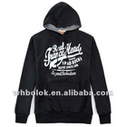 European style mens hoodies short fur lining