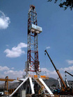 oil drilling rig 1500HP