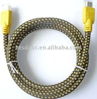 HDMI cable with Cotton Sleeve