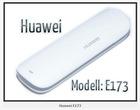 New Unlocked 7.2M 3G HSDPA USB Modem Huawei E173