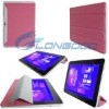 Smart Slim Leather Cover Case Sleeve For Samsung Galaxy Tablet 10.1 P7510 P7500