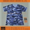 Navy Military Camouflage T-shirt