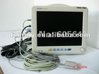 Patient Monitor (CE Certificate)(monitor ECG/RESP/TEMP/NIBP/Spo2)