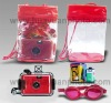 35mm Relodable Underwater lomo camera gift set / kit