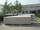 wood fibre reinforced plasterboard/fire resistant board/gypsum board wall partition