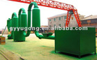 High efficiency and energy saving sawdust dryer machine