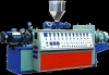 SJSZ Conical Twin Screw Plastic Extruder