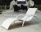low price wicker white rattan leisure chair