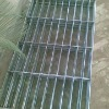 Q235 Mild galvanized serrated bearing bar grating (HT-GG-006)