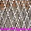 Welded razor mesh
