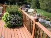 wood plastic composite Railing (WPC Handrail)