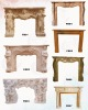 MARBLE FIREPLACE FM01-07