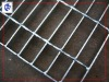 Galvanized fabricated steel grating (factory)