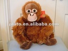 2012 plush monkey soft toy