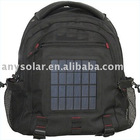 Solar chargeable backpack at good price and quality