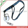badge holder lanyard for promotion