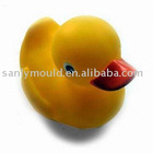 Plastic duck mould
