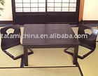 Wooden Traditional Japanese Tea Table