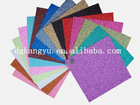 """12x12"""" colored glitter paper for scrapbooking"""