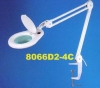 Clamp type 8066D2-4C Magnifying Lamp