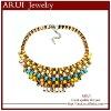 Handmade trendy necklaces 2012
