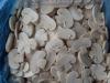 frozen button mushroom flake